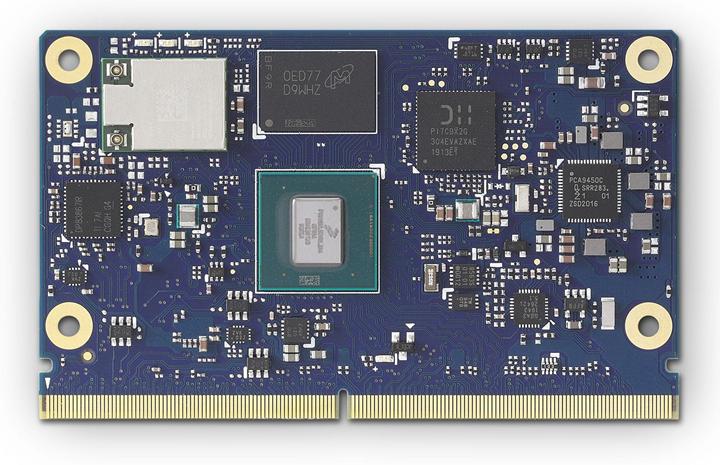 搭载恩智浦半导体i.MX 8M Plus应用处理器的LEC-IMX8MP