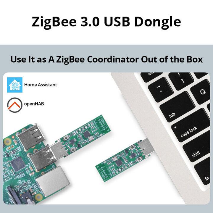 Zigbee 3.0 USB Dongle