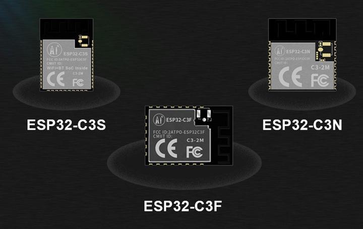 基于ESP32-C3设计的核心模组