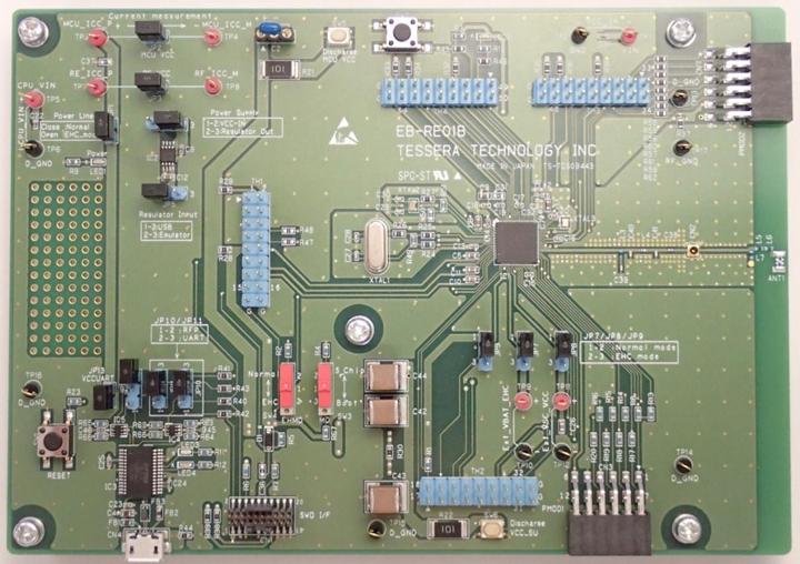 瑞萨RE01B评估板(EB-RE01B)