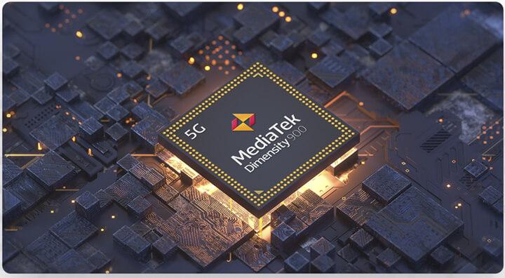 联发科Dimensity 900芯片