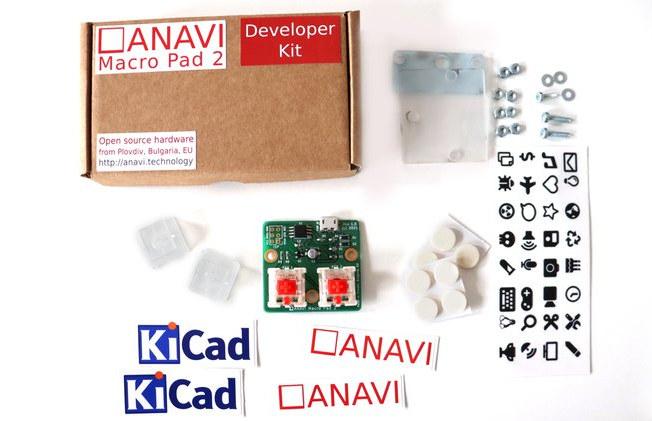 ANAVI Macro Pad 2开发套件