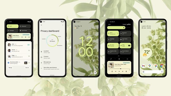 Android 原生设计体系