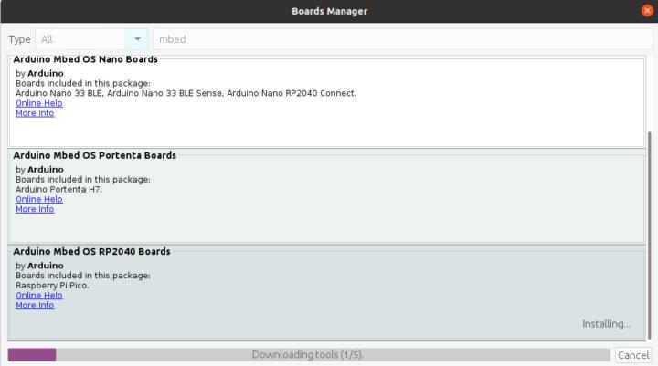 Arduino IDE安装库文件