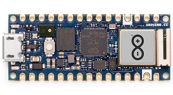 Arduino Nano RP2040 Connect开发板