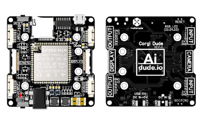 CorgiDude开发板