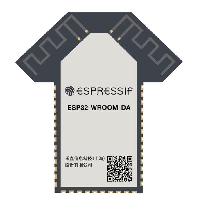 ESP32-WROOM-DA 模组