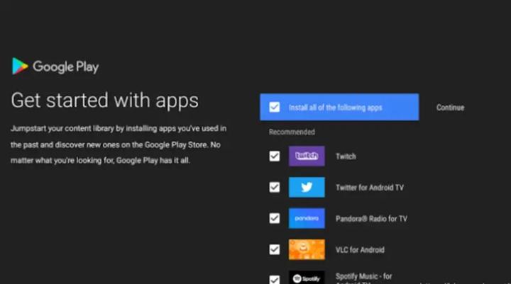 Google Play FTI PAI