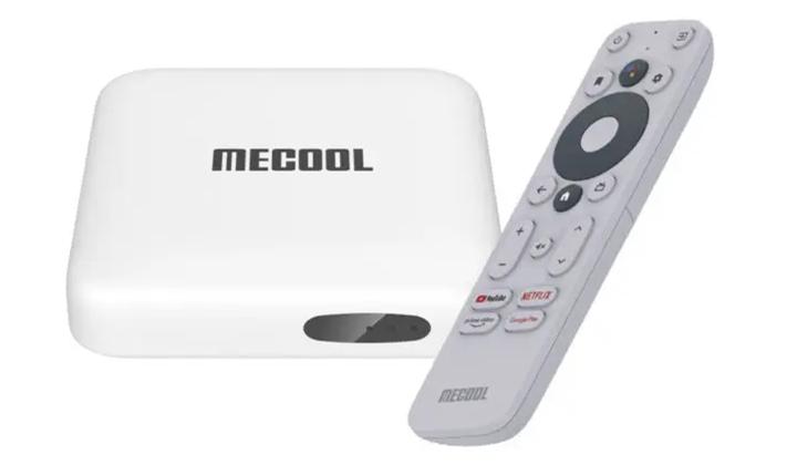MECOOL KM2 TV Box设备