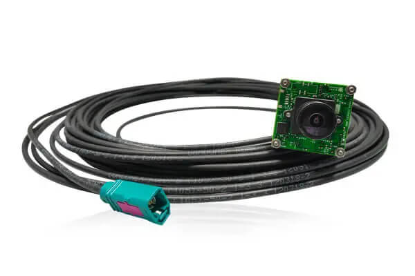 NileCAM21 全高清GMSL2 HDR摄像机,电缆长度可达15米