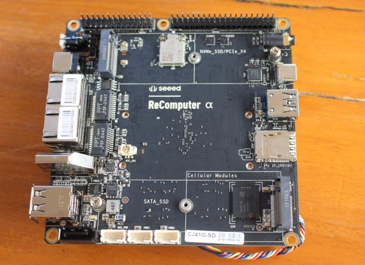 ODYSSEY-X86J4125单板计算机