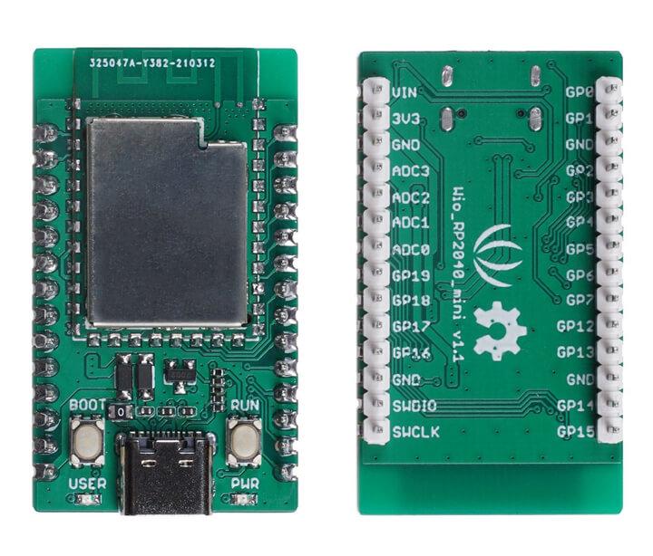 Raspberry Pi RP2040 WiFi Board