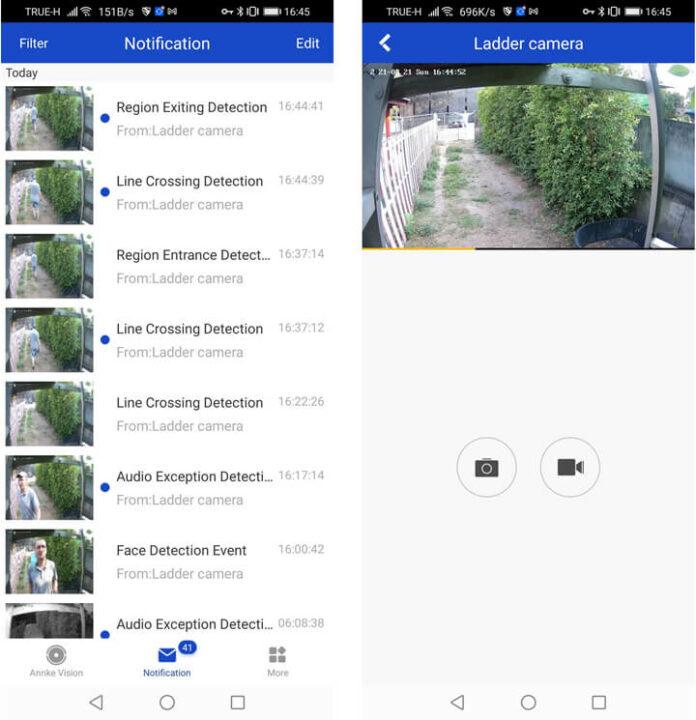 Region-Exiting-Detection-AI-camera
