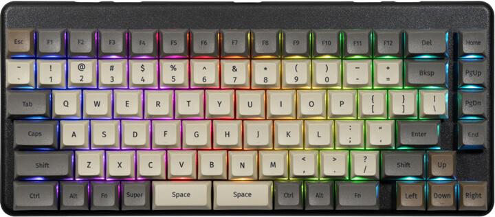 System76 Launch键盘