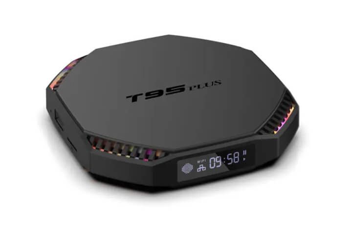 T95 Plus产品展示