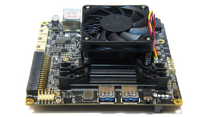 UDOO Bolt单板计算机