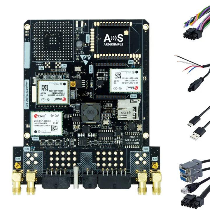 simpleRTK2B芯片开发板