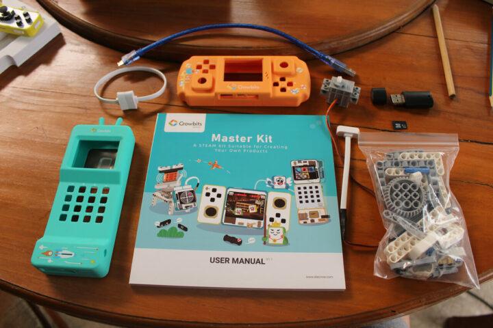 壳乐拼Master Kit使用手册