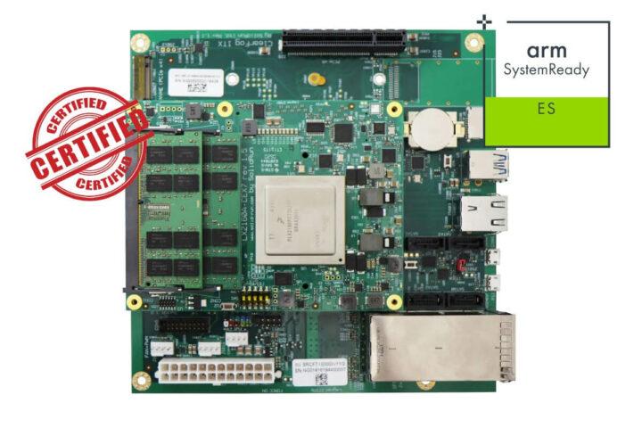 已被认证了的HoneyComb LX2K