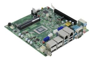 AMD 锐龙嵌入式 V2000 mini-ITX 主板
