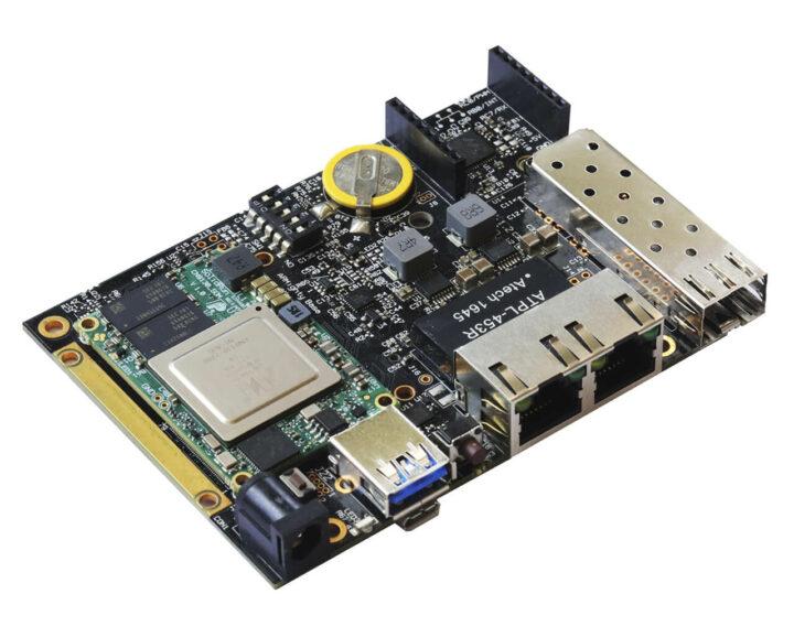 ClearFog CN9130 Base网络板