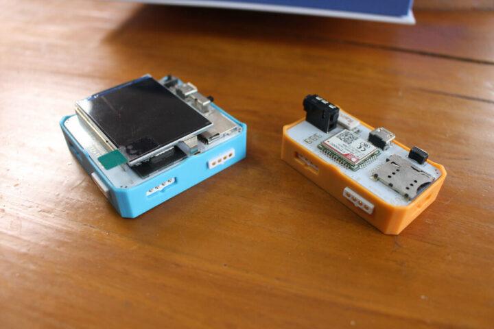 Crowbits Master Kit 2G模块和显示模块