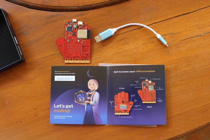 ESP32 SiFive RISC-V 教育板