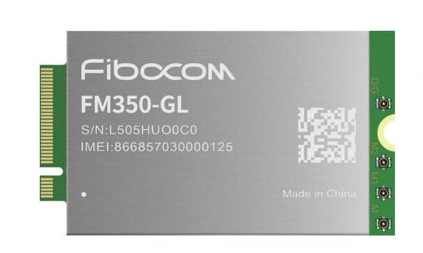 Fibocom FM350 GL