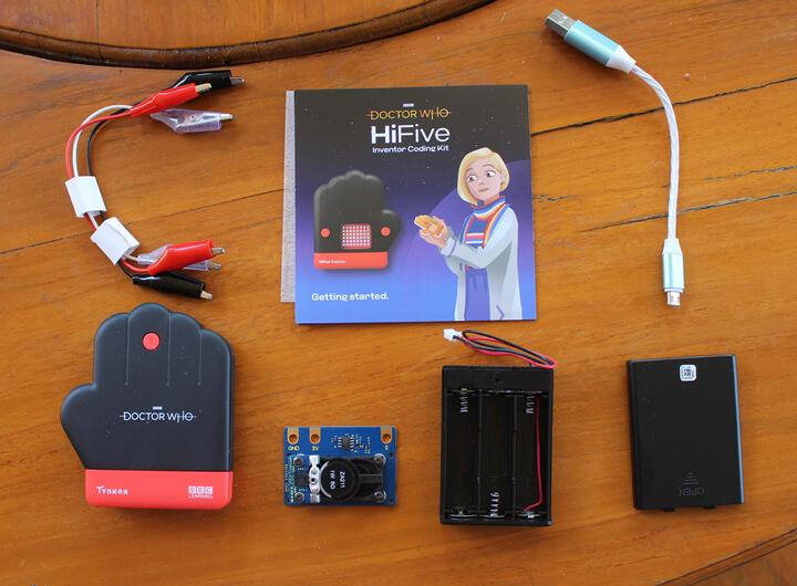 HiFive Inventor编码套件附件