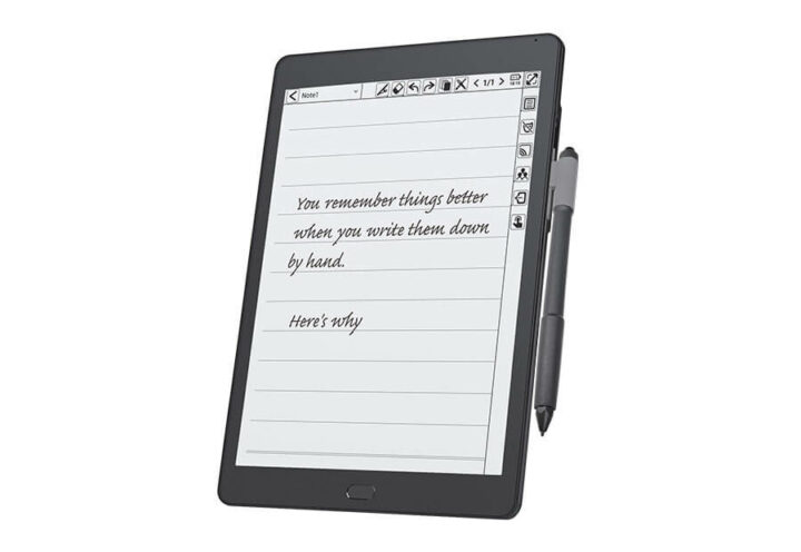 KloudNote电子书阅读器