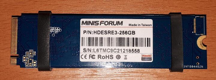 MINISFORUM M2固态硬盘