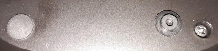 MINISFORUM X35G的底脚