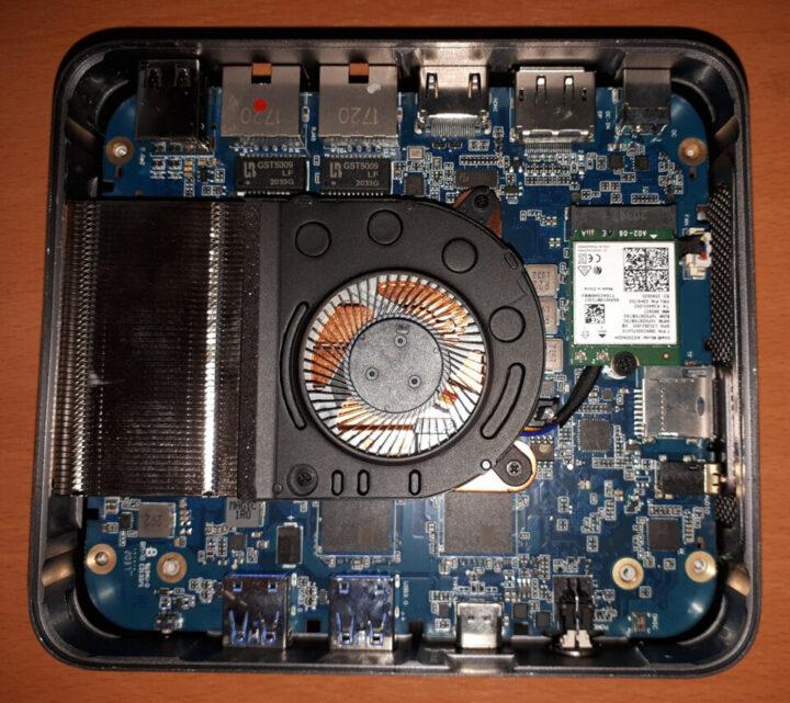 MINISFORUM X35G 主板