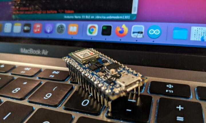PicoVoice Arduino开发板 - Arduino Nano 33 BLE Sense
