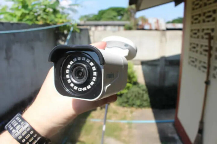 Reolink RLC-810A摄像头正面
