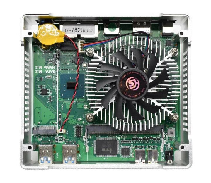 TOPTON V320冷却风扇