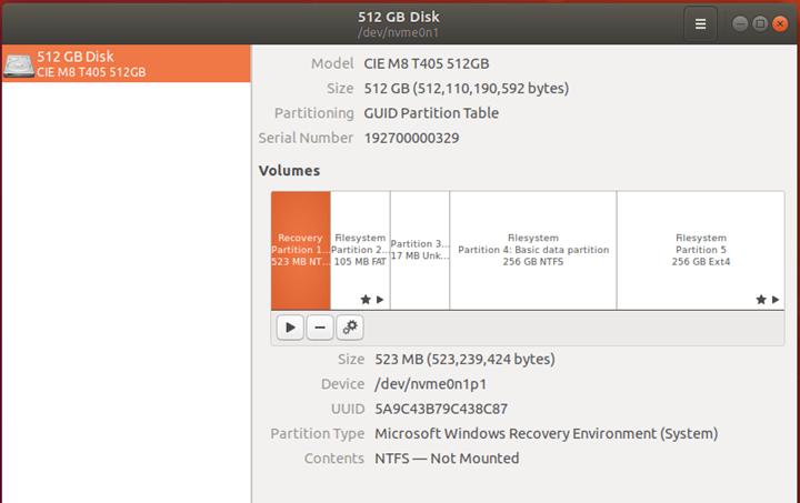 Ubuntu硬件信息