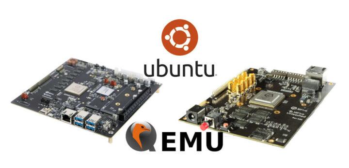 在HiFive 板上通过QEMU运行Ubuntu RISC-V