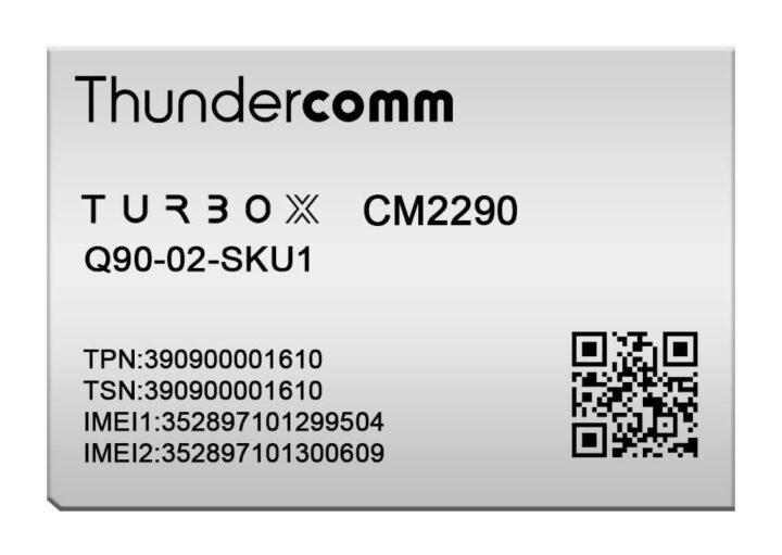 基于高通QCM2290模块的TurboX CM2290
