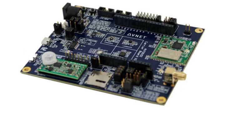 安富利 AVT9152 开发套件