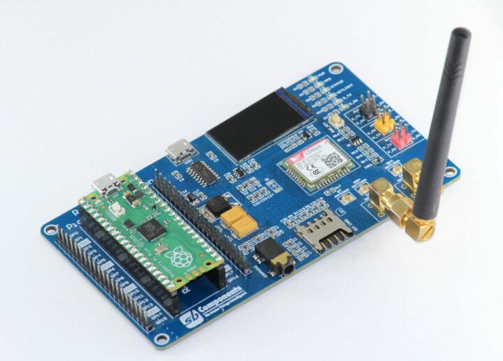 树莓派Pico 2G扩展板
