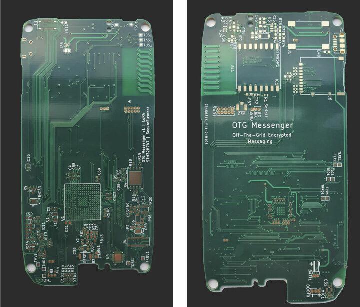 诺基亚E63 LoRa短信机主板