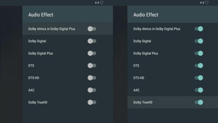 零刻GS-King X音频编解码器—Dolby和DTS