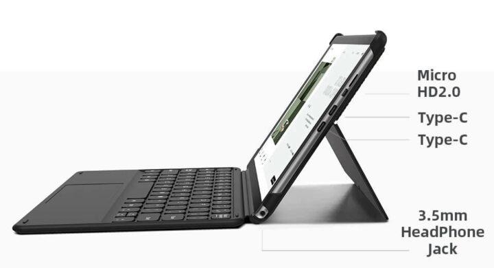 Chuwi Hi10 Go 平板电脑的接口