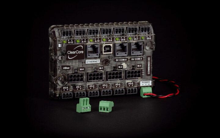 ClearCore Arduino IO运动控制器