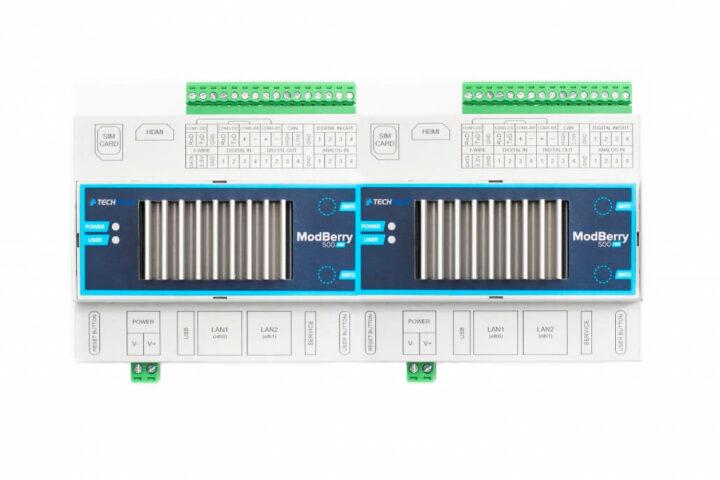 ClusBerry-2M接口展示