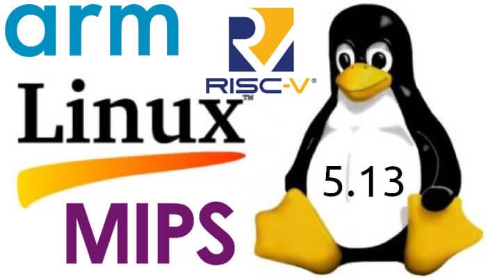 Linux 5.13 发布