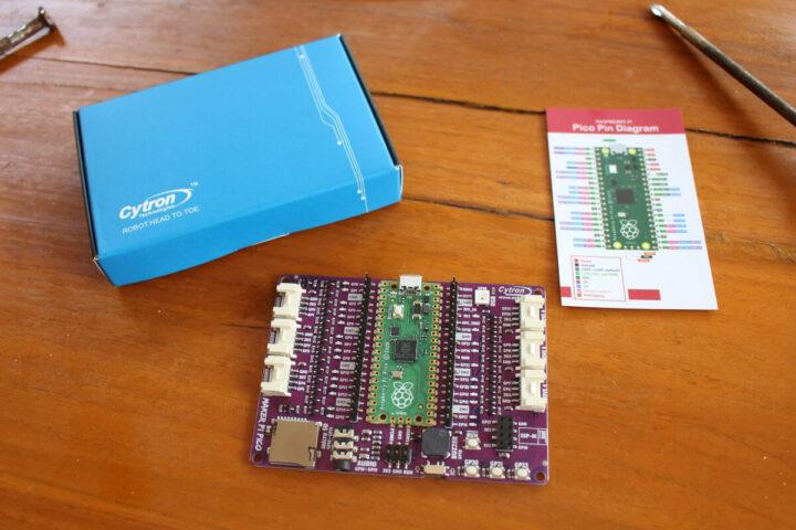 Maker Pi Pico套件开箱