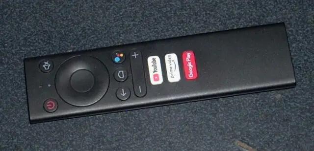 Mecool KM6的遥控器