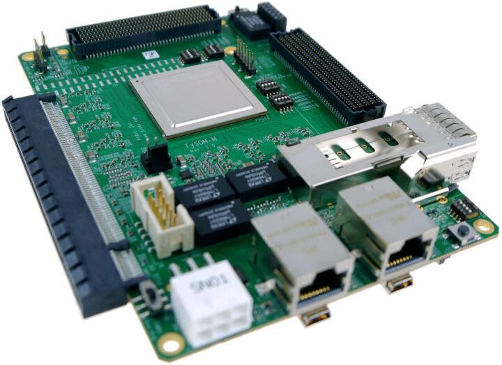 PolarFire RISC-V FPGA SoC开发板